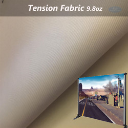 100% Polyester Multipurpose Tension Fabric EZ Tube Tension Fabric Stand
