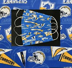 Face Mask Los Angeles Chargers