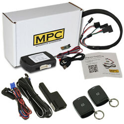 1-button Remote Starter For 2012-2016 Chevrolet Sonic |gas| Plugin T-harness
