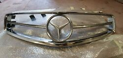 Mercedes Benz Pagoda Oem Front Grill