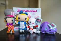Funko Alice In Wonderland Limited Edition Exclusive Plush Collection