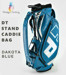 Limited 100 Copies 2020 Design Tuning Stand Golf Club Bag Blue