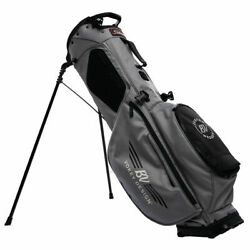 100 Limited Product Bokei Design Vokey Limit Stand Bag Players 4 - Gray Grey