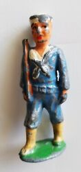 Barclay Vintage Lead Toy Soldier Sailor Manoil