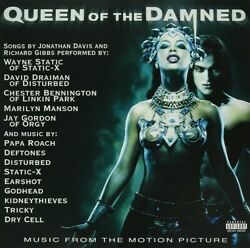 Queen of the Damned Music From the Motion Picture New Vinyl LP Canada Im