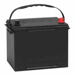 Replacement Battery For Alfa Romeo Gtv-6 V6 2.5l 500cca Year 1987