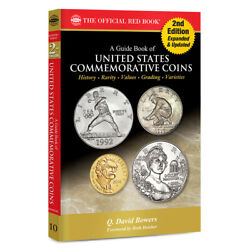 A Guide Book Of Us Commemorative Coinsofficial Whitman Red Book2nd Editionnew