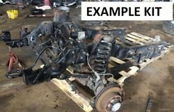 99-04 Ford Coil Spring Conversion Kit 3.73 Axle On 08-10 Ford F-250 F-350 Truck