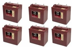 Replacement Battery For Trojan T875-6-pack 48v
