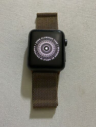Apple Watch Series 1 42mm Space Gray For Parts