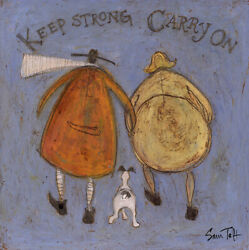 Sam Toft Canvas Art Prints Large Range Of Pictures And Sizes Over 190 Different