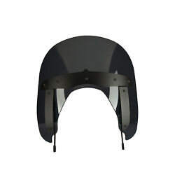 Indian Motorcycle 11.3 In. Quick Release Wind Deflector Tinted P/n 2880724