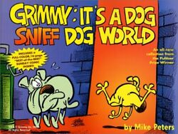 Grimmy It's A Dog Sniff Dog World Mother Goose And Grimm By Peters, Mike …
