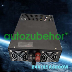 Switching Power Supply 3000w High Power Dc S-3000-36v Digital Display Adjustable