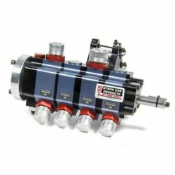 Stock Car Products - Oil Pumps Bt204awkse 4 Stage Aluminum Dry Sump Pump New