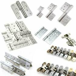 1 4 5 6 Door Hinge Loose Pin Stainless Steel Fire Rated Ball Bearing Hinges