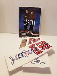 Castle Tv Series Seasons 1,2, 3, And 5. You Choose 1 Or All