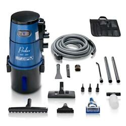 Prolux Garage Vacuum Wet Dry Vac Pick Up Professional Shop Wall Mounted 5.88 Gal