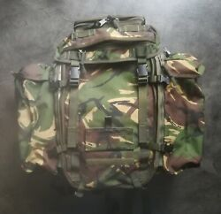 Rucksack Medical Dpm 2010 Military Backpack Irr With Side Pouches