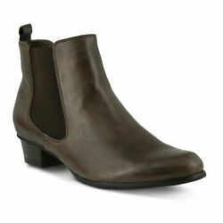 Spring Step Lithium Boots Taupe New $149.99