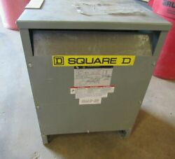 Square D Ee30t3h Three Phase General Purpose Transformer 480/208y/120 Kva30