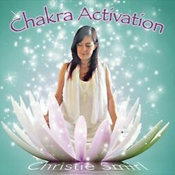 Christie Smirl - Chakra Activation Used - Very Good Cd