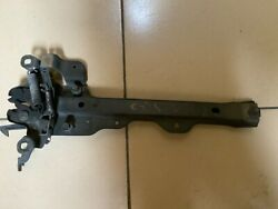 Nissan Sentra B13 Gts 2 Oem Hood Lock Latch With Support Stay Assembly Bracket