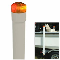 C.e. Smith Boat Trailer Guide Posts 60 Poles With Led Mounting Hardware 1-pair