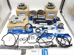 Timing Chain Kit 21 Pieces New Ford Oem Expedition 2000-2010 5.4l V8 24v