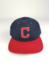 Cleveland Indians Sports Specialties Fitted Hat Cap Wool Size 7 1/2