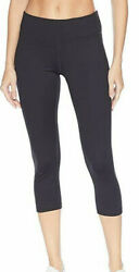 NWT Calvin Klein Performance Women's Mid Rise Crop Fitness Tight Leggings Size S $19.99
