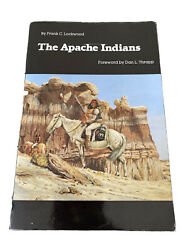 The Apache Indians Bison Book By Lockwood, Frank C. Paperback