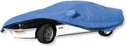 Oer Diamond Blue Car Cover 1993-2002 Firebird And Camaro With Wing Or Spoiler