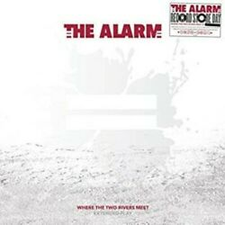 The Alarm Where the Two Rivers Meet New Vinyl LP
