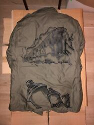 Jacket M65 By Seen Graffiti New York City Very Rare Only 100 Produced 48/100.