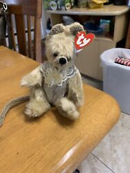 Ty Attic Treasures Minerva Mouse Soft Toy Rodent Mice Retired 7th Generation St