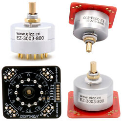 Selector Rotary Switch And Fr4 High Temperature Pcb Board Eizz 3 Ways 3 Position