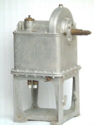 Rare Donkin Andco And03945 Newcastle On Tyne Ww2 Steam Ships Hydraulic Steering Station