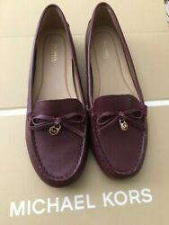 New Womens Michael Kors Shoes MK Everett Moccasin Loafer Size 9 9.5 10 11 $49.99