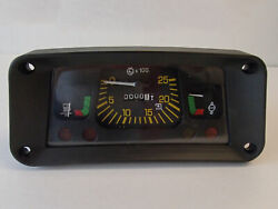 Gauge Cluster Assembly Fits Ford/fits New Holland 3610 2610 5610s 530a 4630no 83