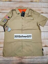 Nike Salute To Service New Orleans Saints Sideline Button-up Shirt At6780-297 M