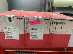 Mahle Nos Piston And Cylinder Set 74-77and039 911 Free Shipping