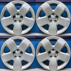 2008-2010 Dodge Charger / Magnum 8032 17 Hubcaps Wheel Covers 1dv32pakab Set