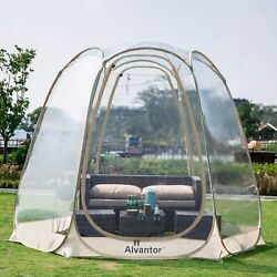 Bubble Camping Tent Camping Gazebos For Patios Pop Up Portable 10and039x10and039