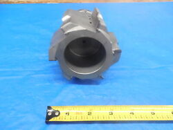 Kennametal Hsk63a Integral 91 Mm Diamond Tipped End Mill Tool Holder 60898361/rt