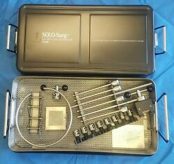 Legacy Solo-surg Colo-rectal Surgical Rectal Retractor System Cr-3200