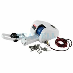 35 Lbs Saltwater Electric Anchor Winch With Wireless Remote Control Kit Boat