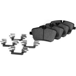 104.06030 Centric Brake Pad Sets 2-wheel Set Rear New For Mercedes C Class Cl E