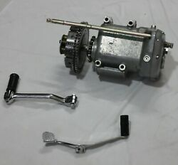 Royal Enfield Complete 5 Speed Transmission Gearbox 597241 Genuine R.e Product