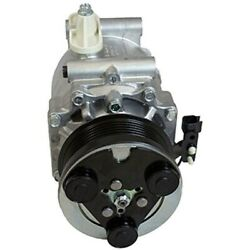 Ycc-171 Motorcraft A/c Ac Compressor New With Clutch For Ford Five Hundred 05-07